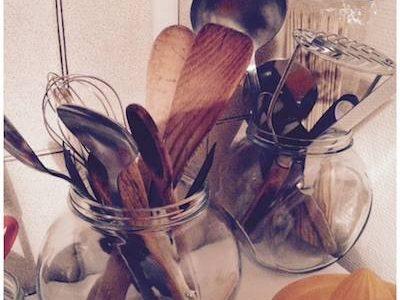 Défi minimalisme – la cuisine : premier tri & constat